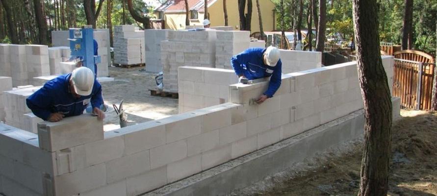 Построить дом из бетолекса